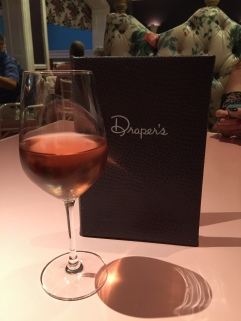 Delicious Rose at Drapers